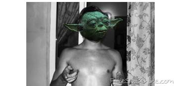 Yoda matt