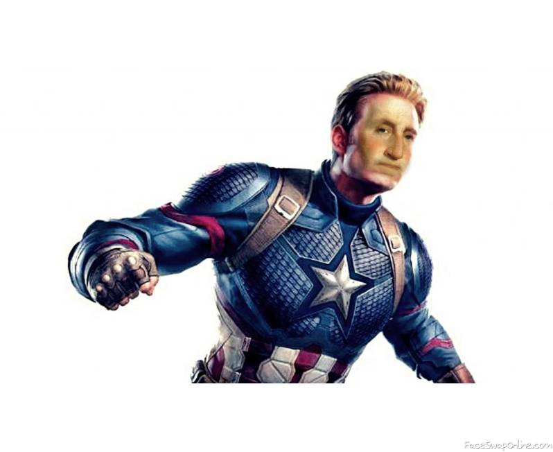 captain washington