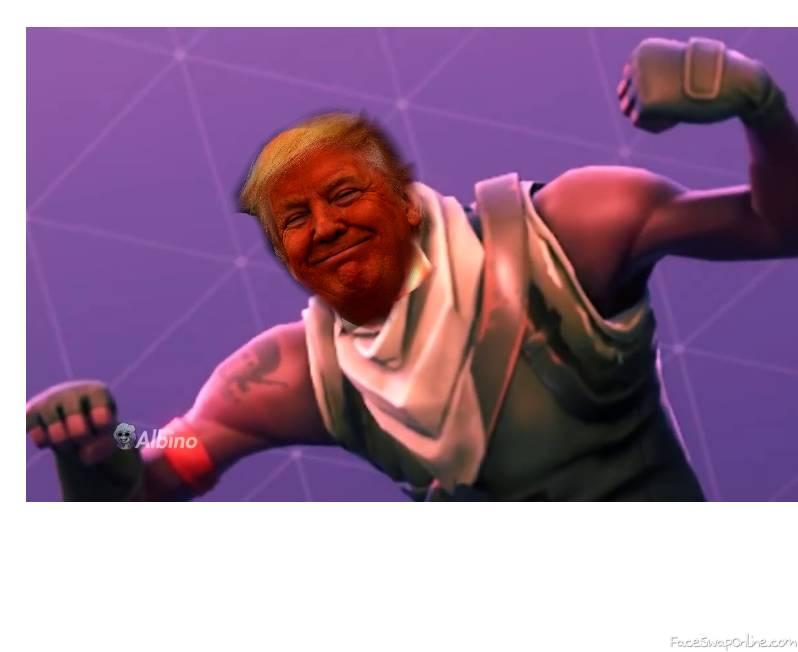 default trump