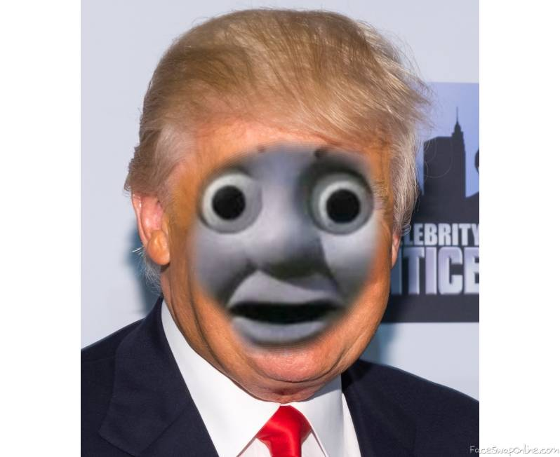 trumpas the tank engine