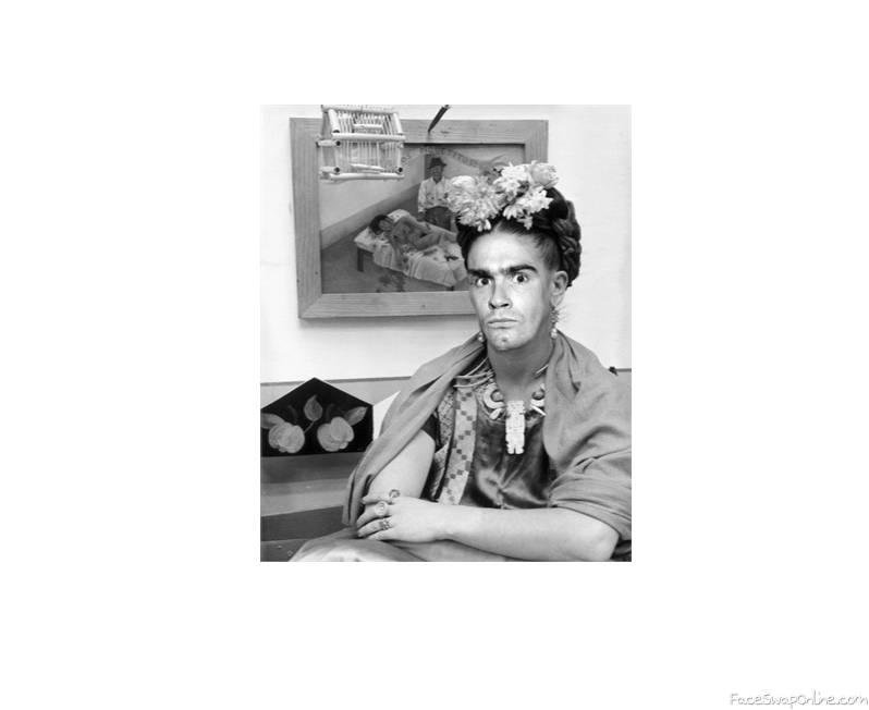 Frida Kahlo-Rollins