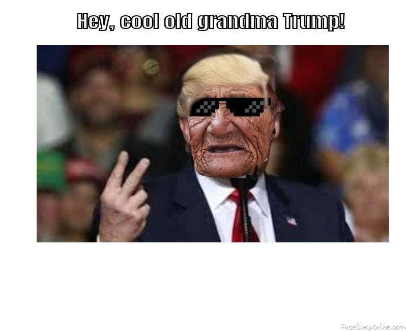 Grandma Trump
