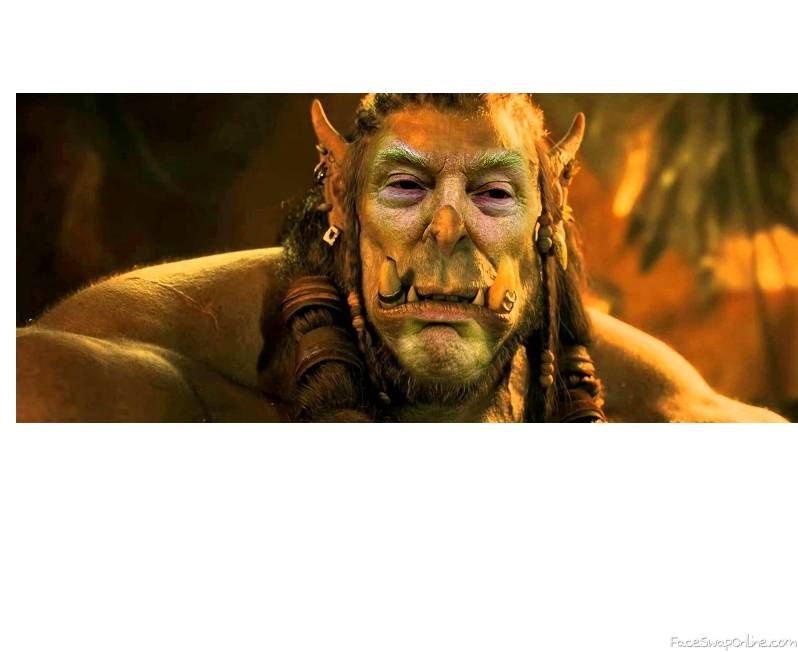 "Trump! "" He be trolling"""