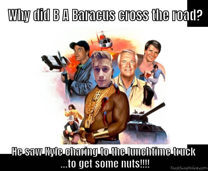 B A Baracus