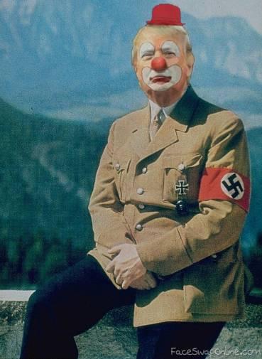 """""""Elect A Clown, Expect A Circus"""""""