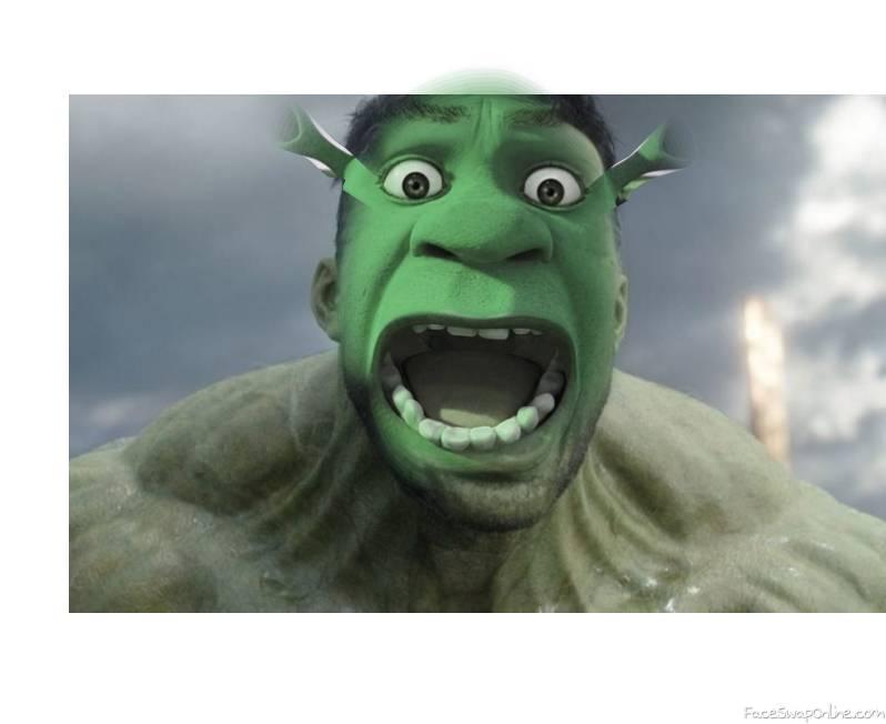 Shrulk Angry