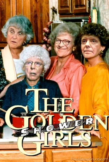 The Golden Shower Girls