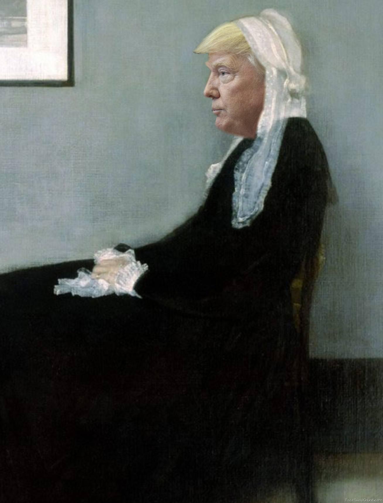 Trump's Mother