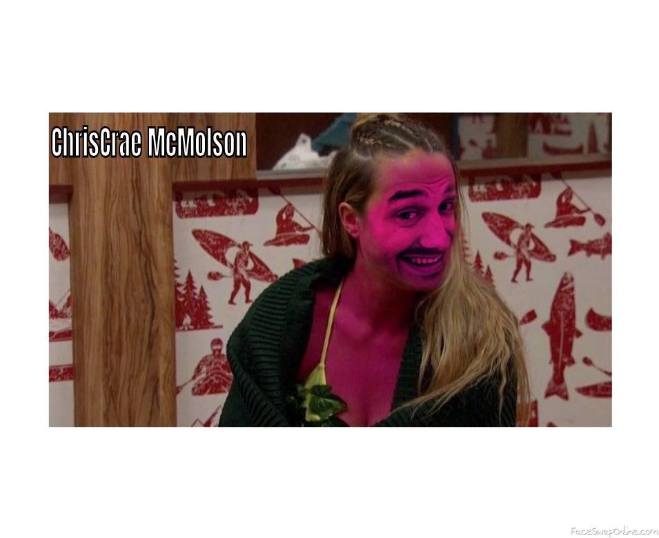 ChrisCrae McMolson