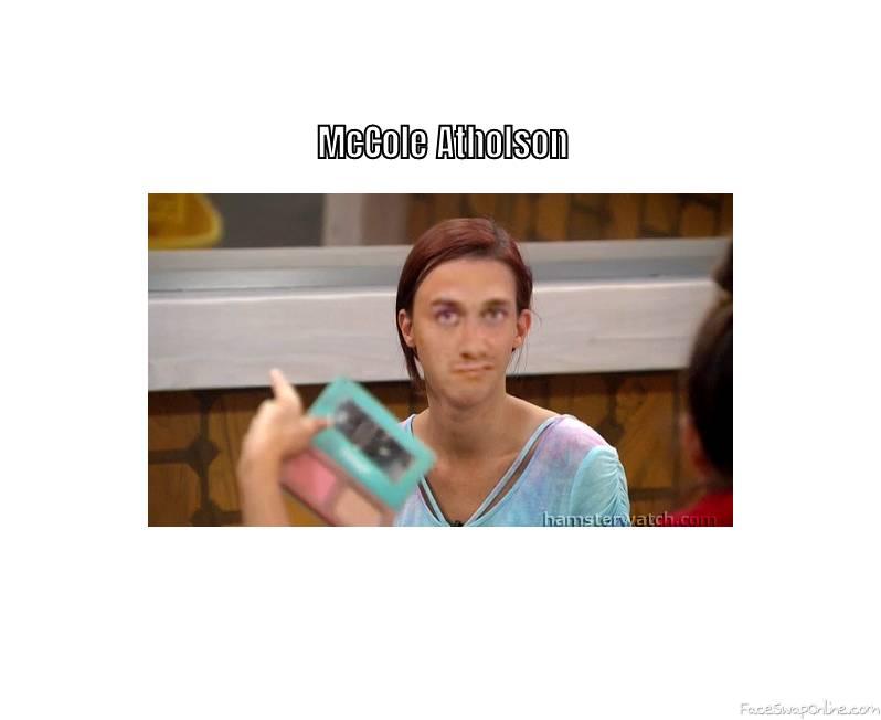 McCole Antholson