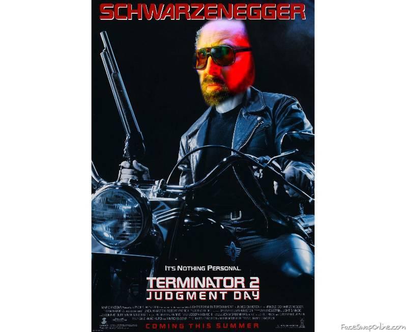 Terminator Cage