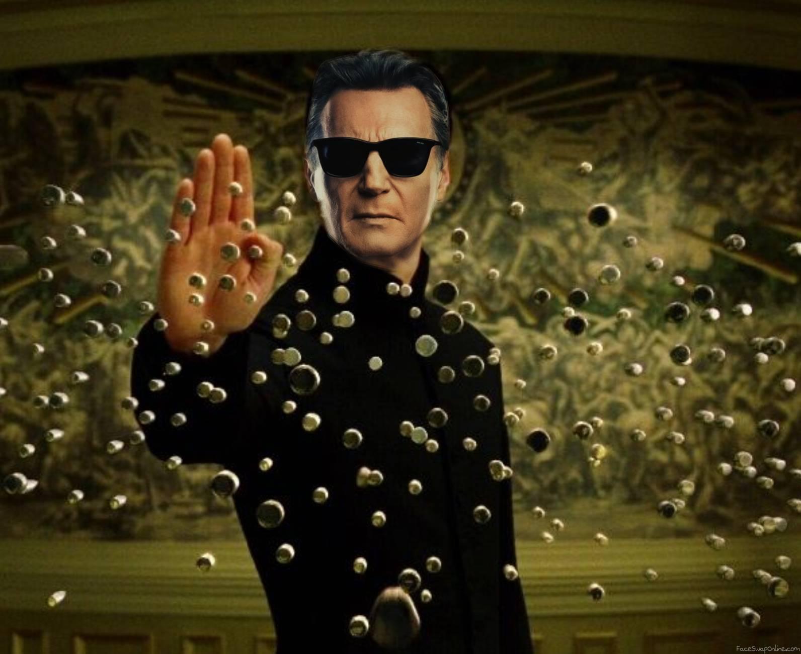 Matrix Deepfake