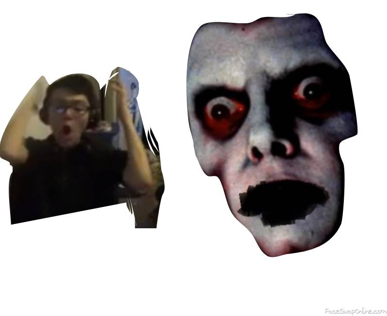 Me VS TRY NOT TO GET SCARED
