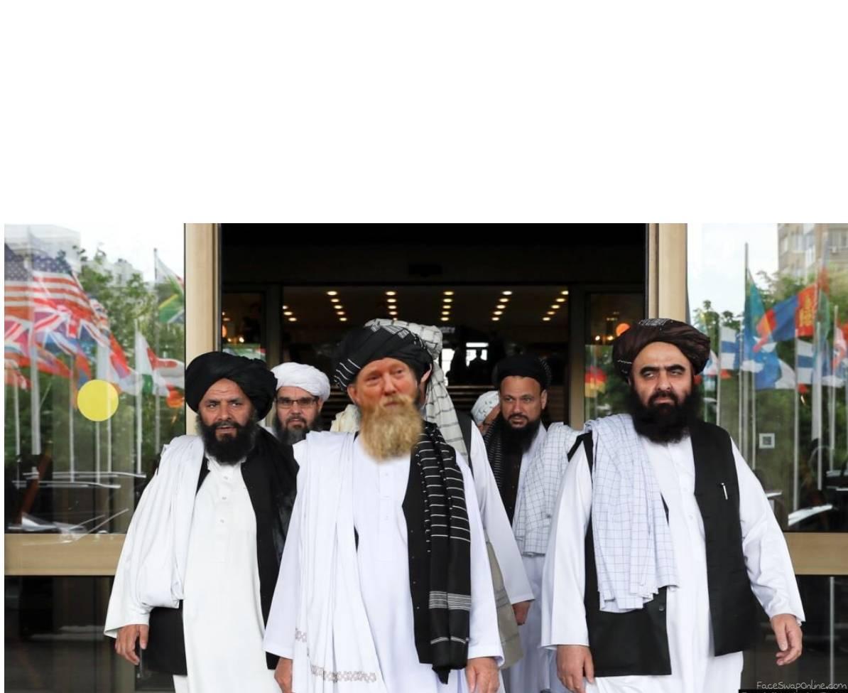 Taliban Trump