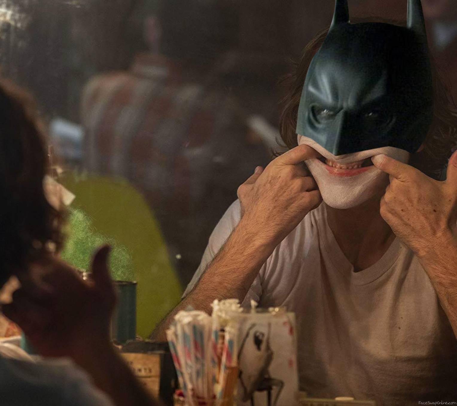 Is Joker Batman's brother?