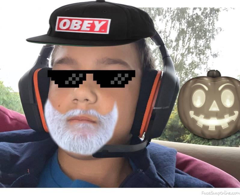 MY MAN IS OBEY