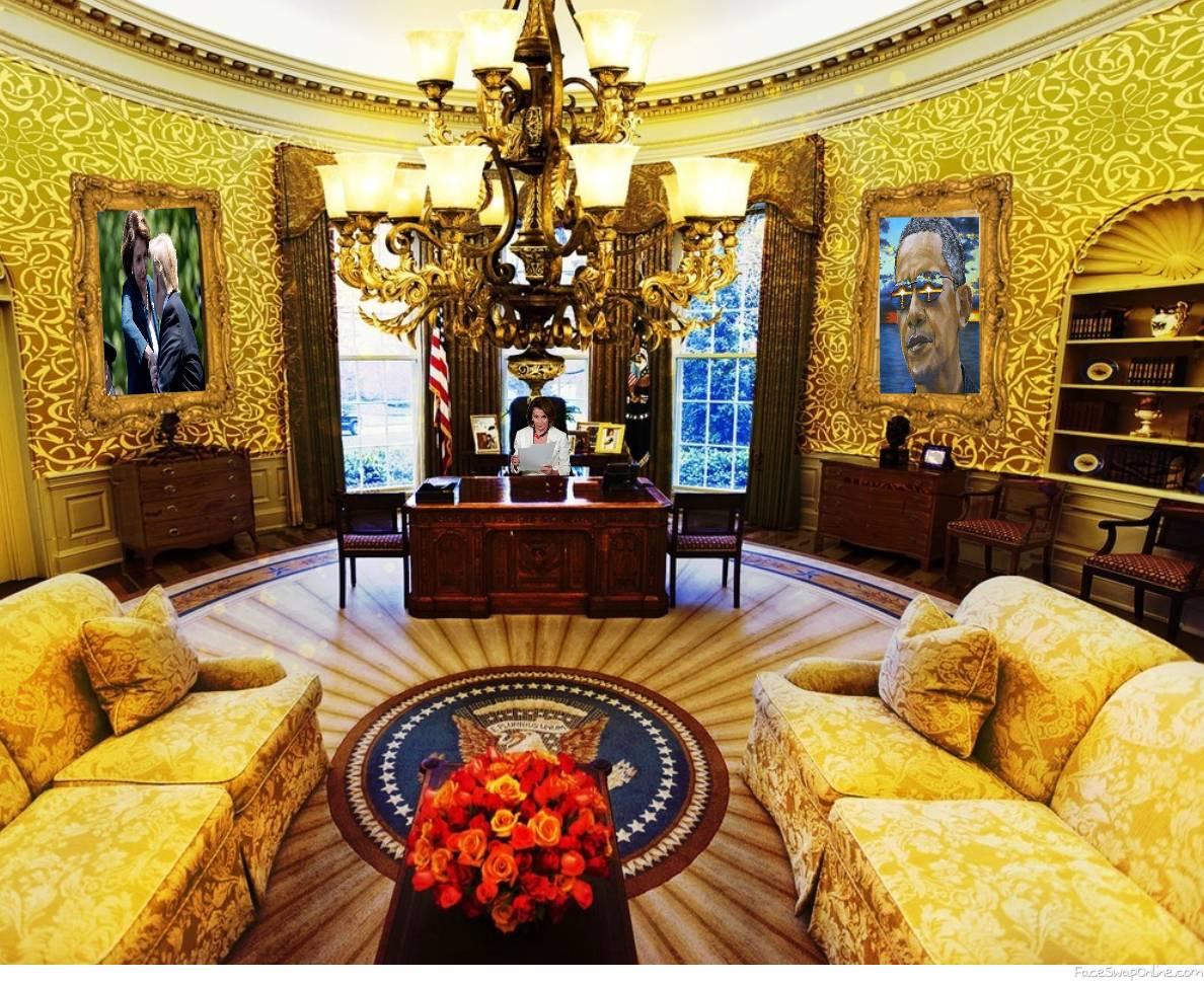 Presidident Pelosi