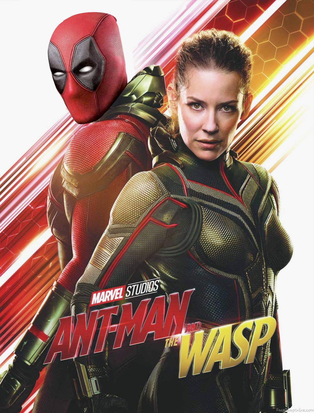 Deadpool and the Wasp