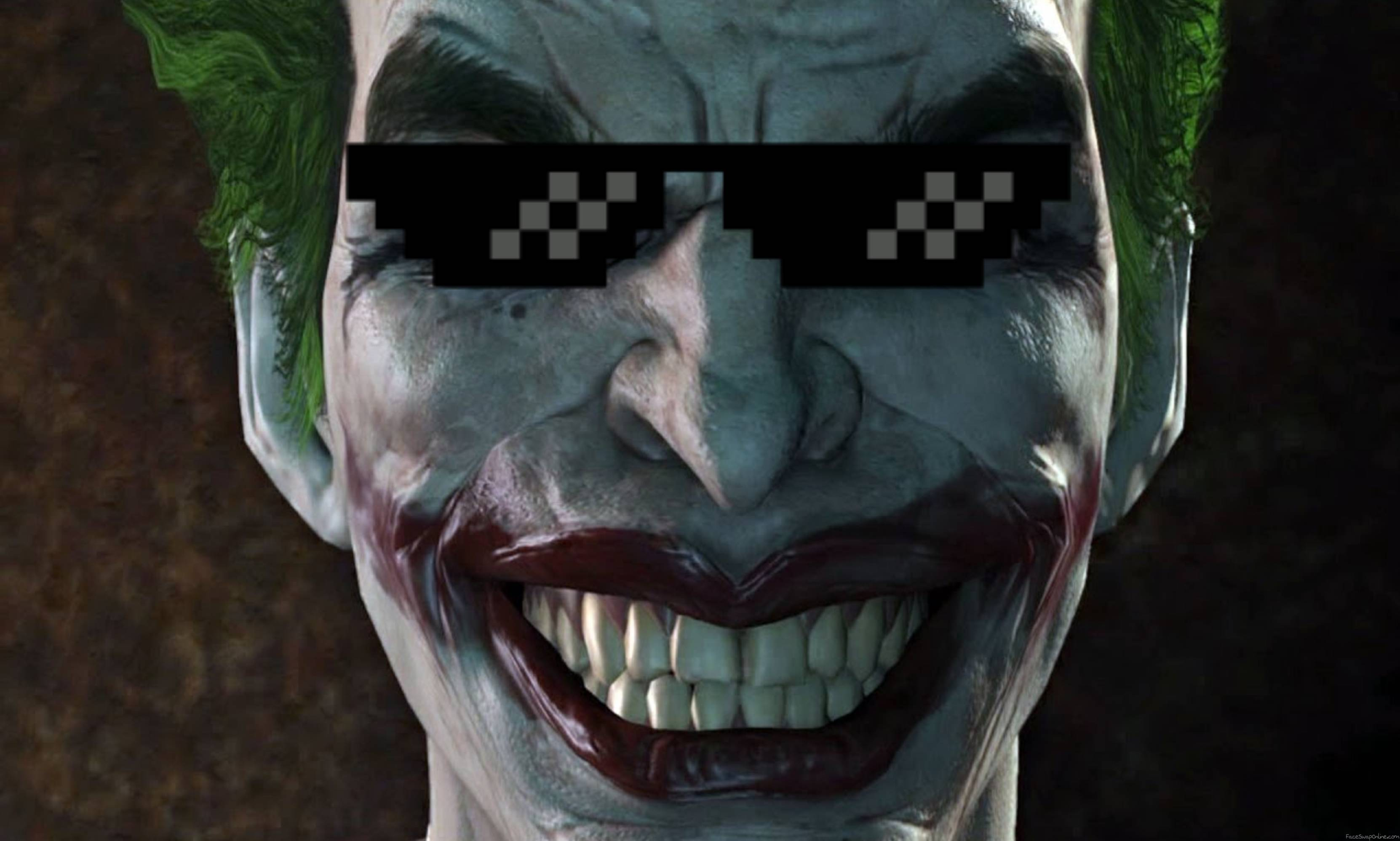 Gangsta Joker