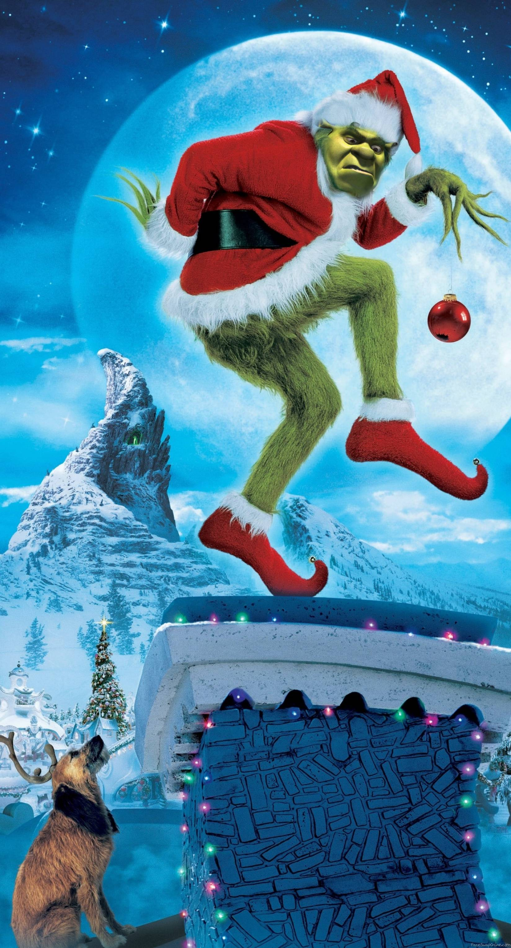 Grinch Shrek