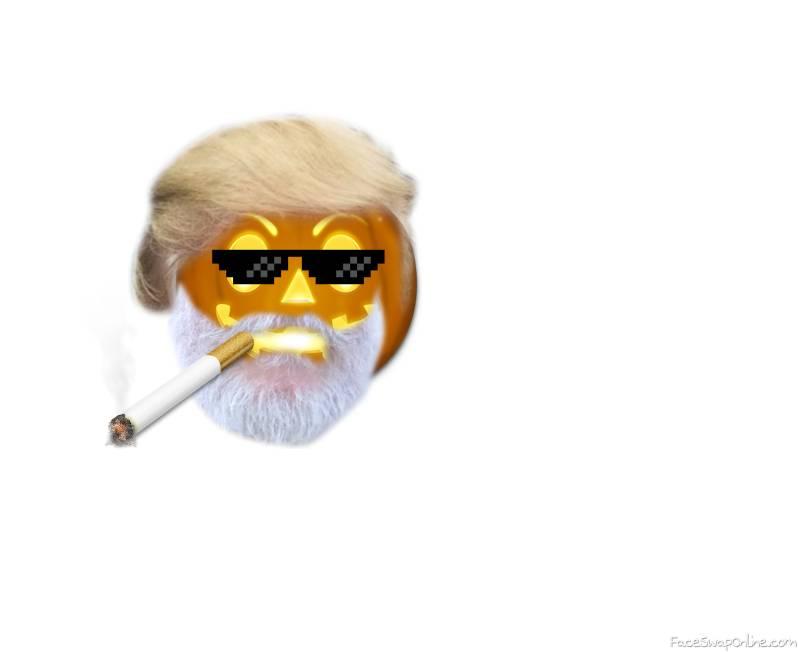 Halloween Trump