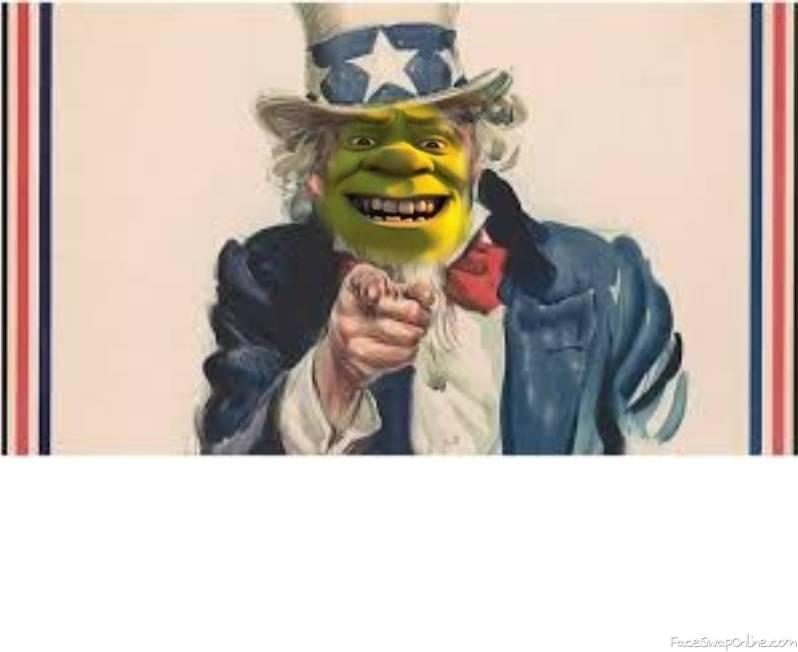 I WANT YOU! to join the D.E.F.E.N.D. T.H.E. S.W.A.M.P