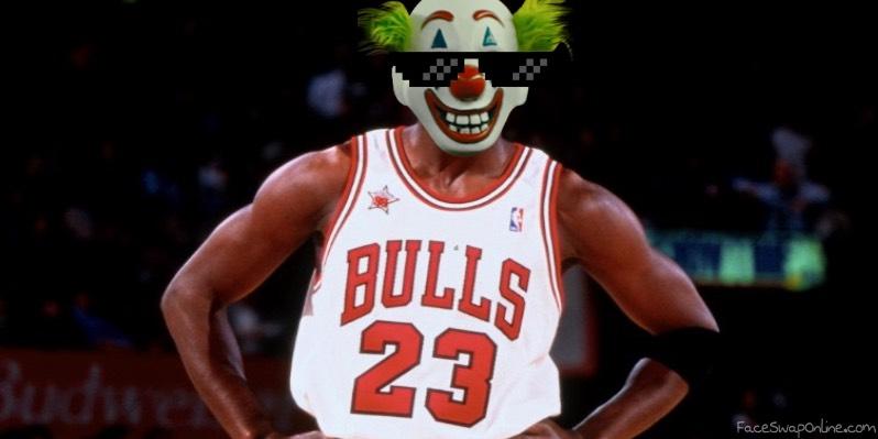 Joker Jordan