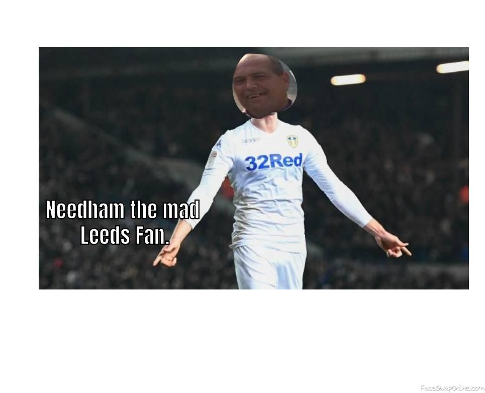 Leeds Daft And Mad Needham is.