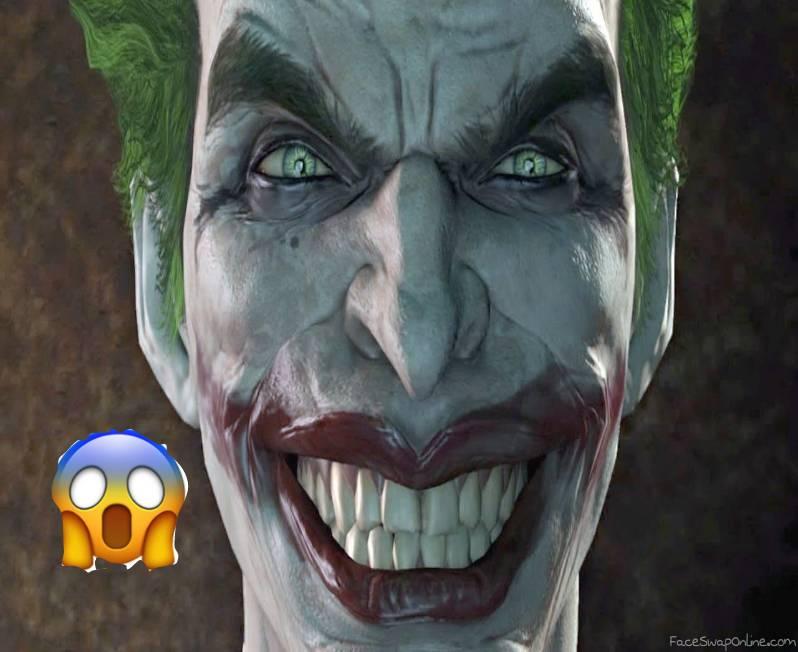 OMG! SO SCARY! (BATMAN: ARKHAM ORIGINS)