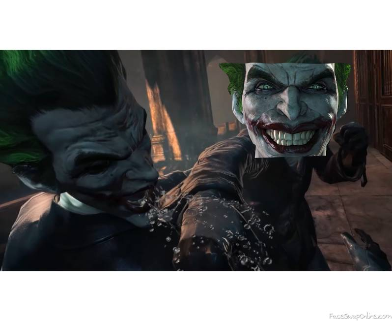 The Joker vs The Joker!