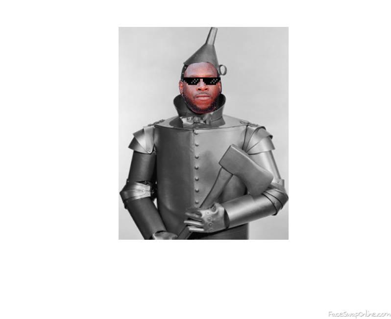 Tin Man Ajayi