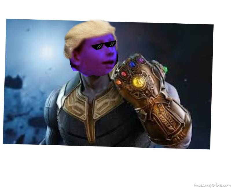 Yodeling Thanos Kid