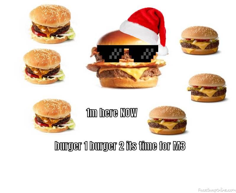 burger go 3