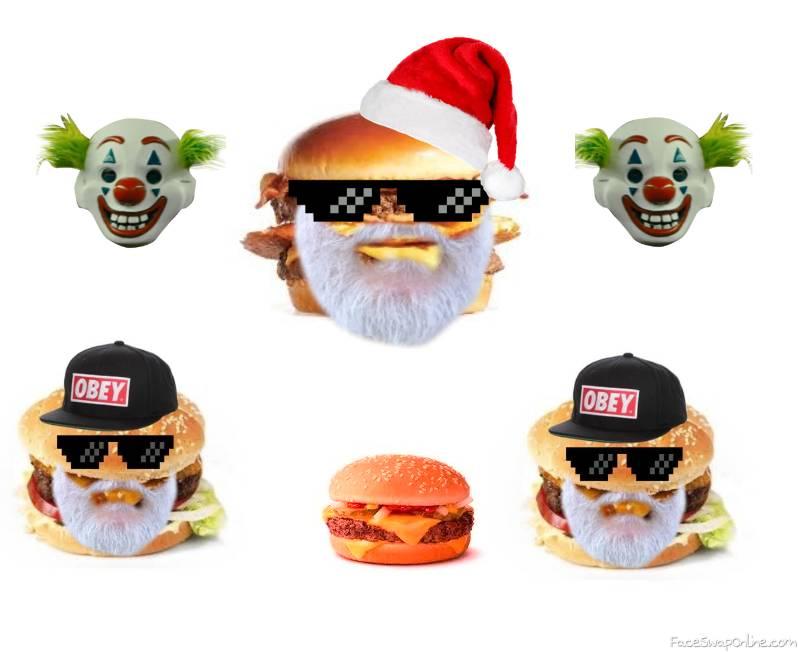burger go 4