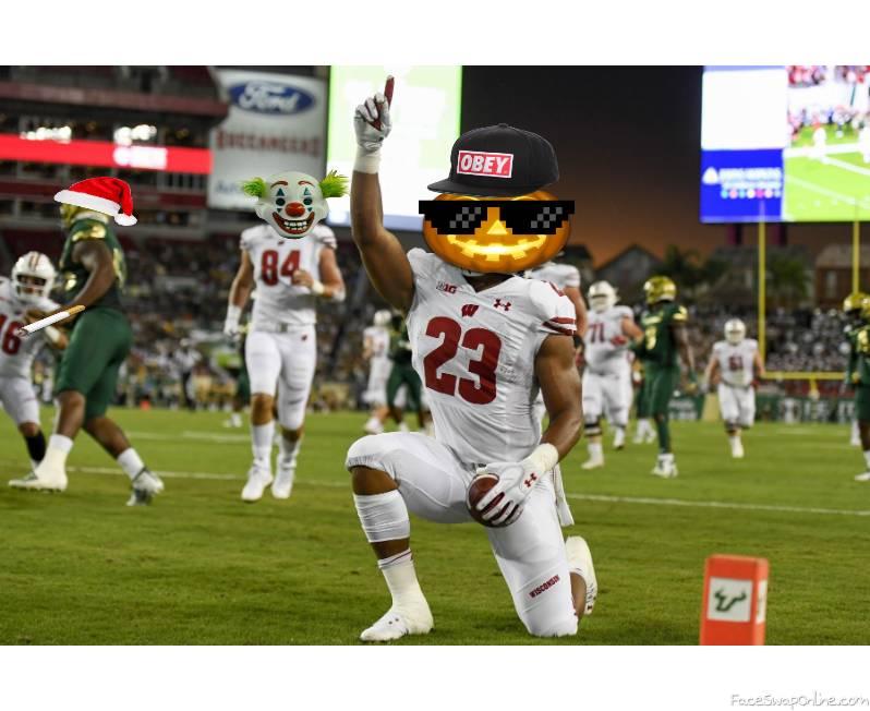 when you get a touchdown