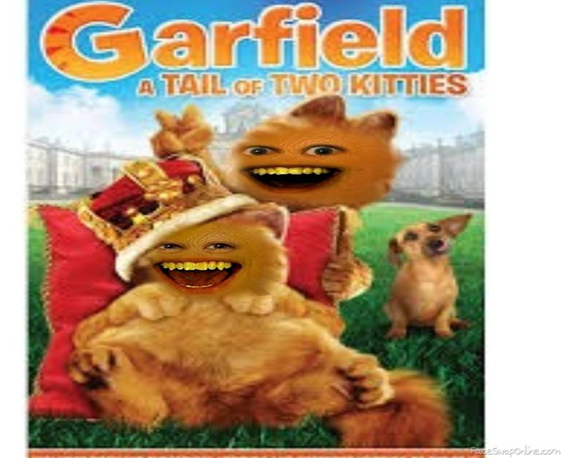 Garfield 9078 in production...hooray