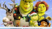 Shrek Holiday Card