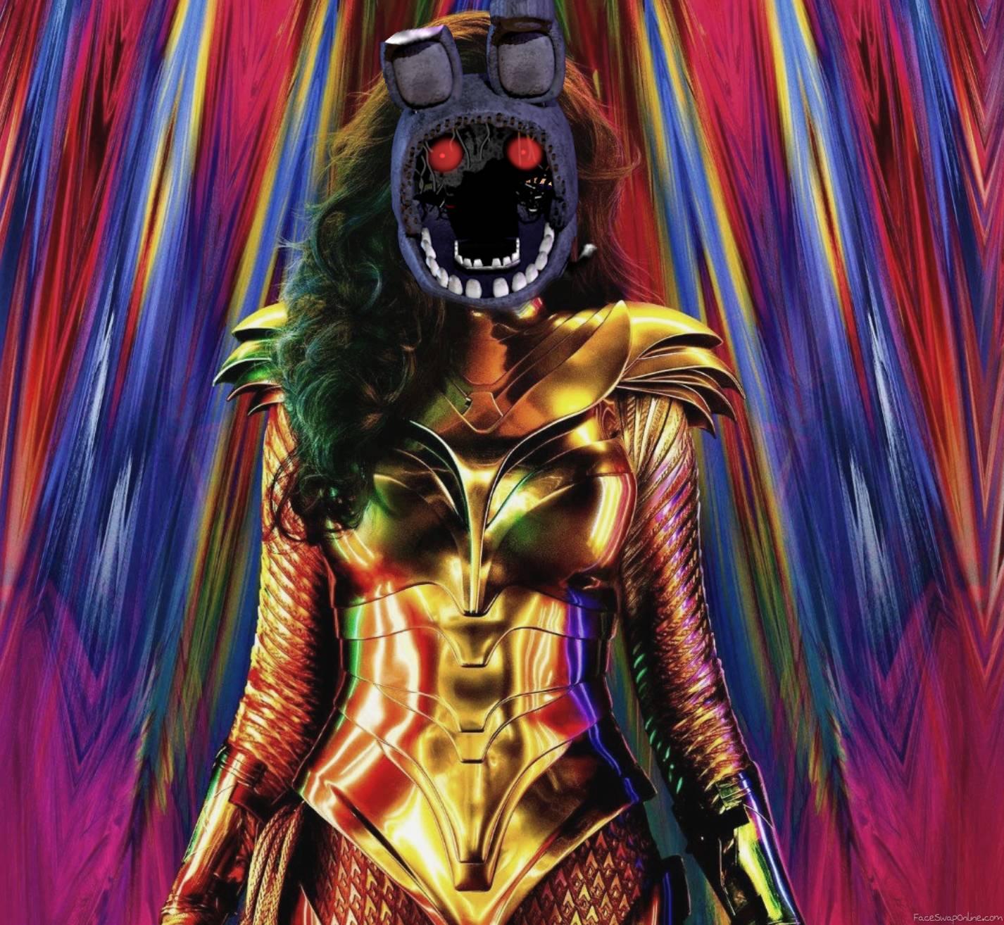 Ignited Bonnie VS Wonder Woman 1984
