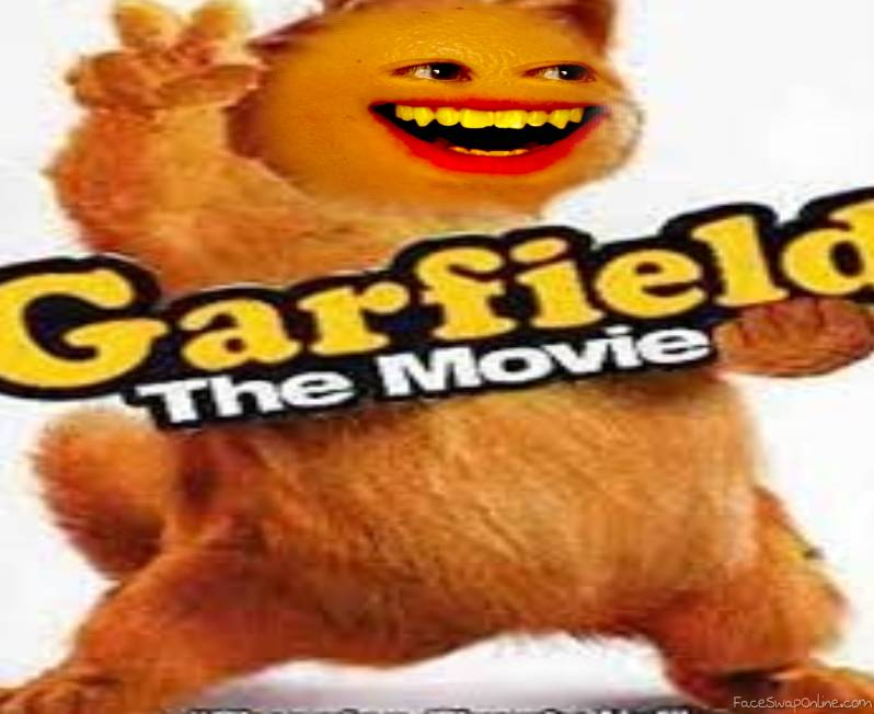 New Garfield Movie in the works!