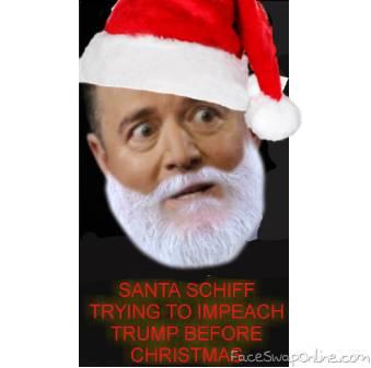 Santa schiff