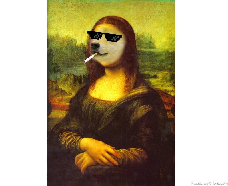 Snoop Mona Doge
