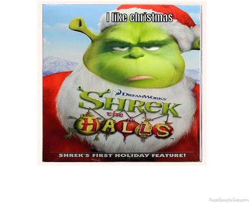 When you like christmas