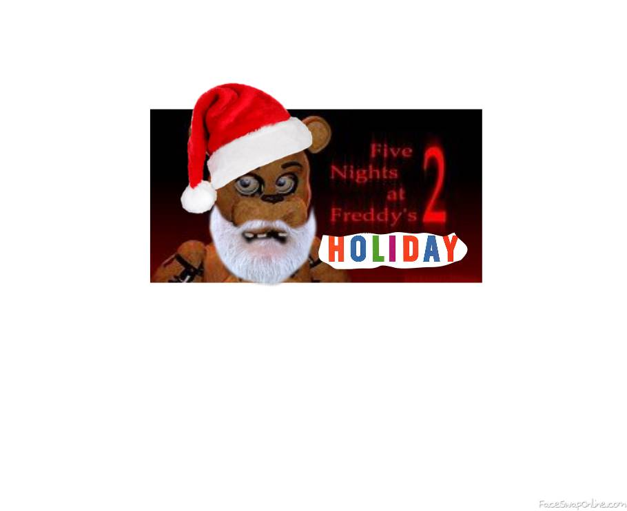 fnaf 2 holiday