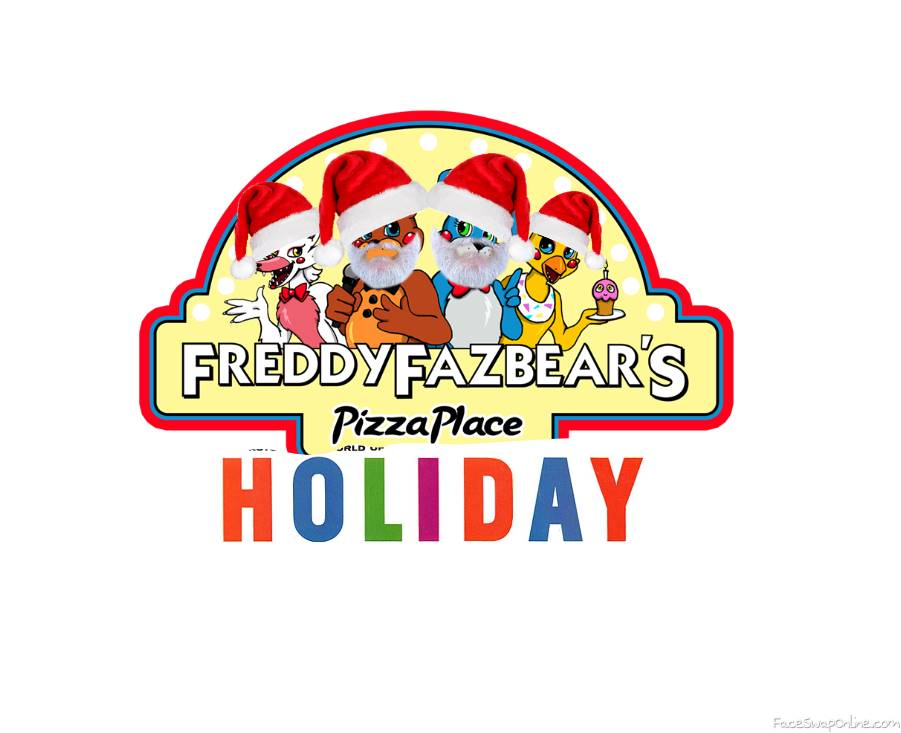 fnaf 2 holiday