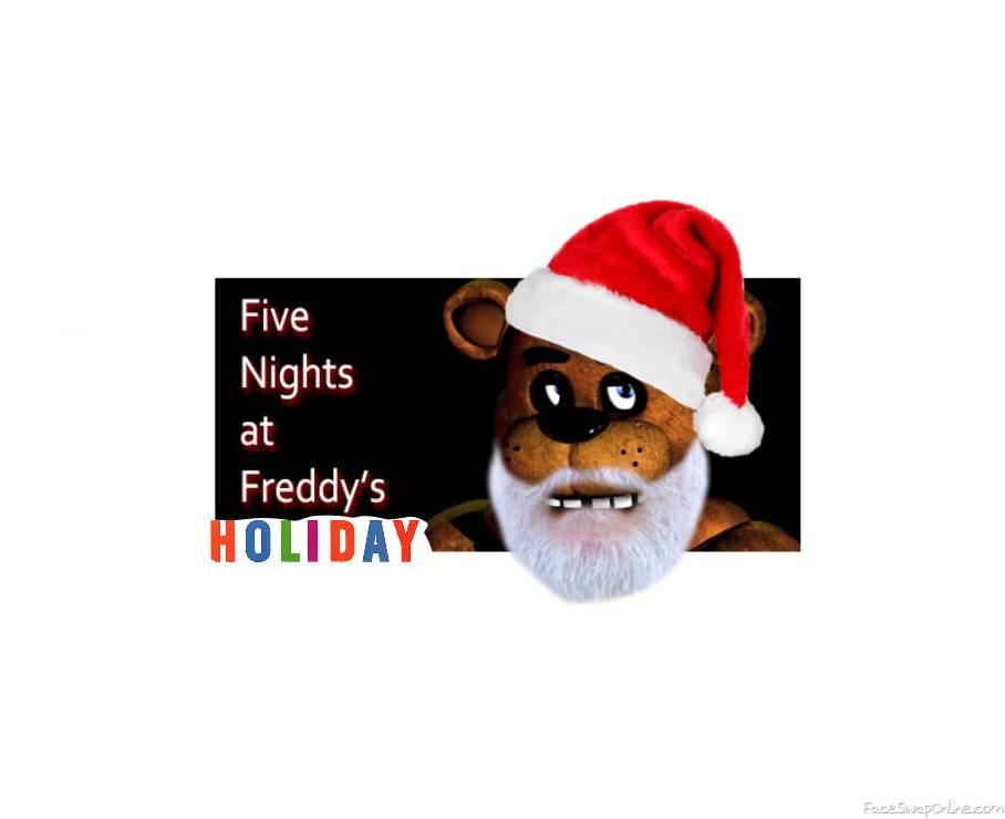 fnaf holiday