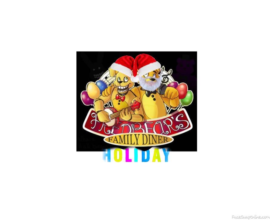 fredbears famaly holiday