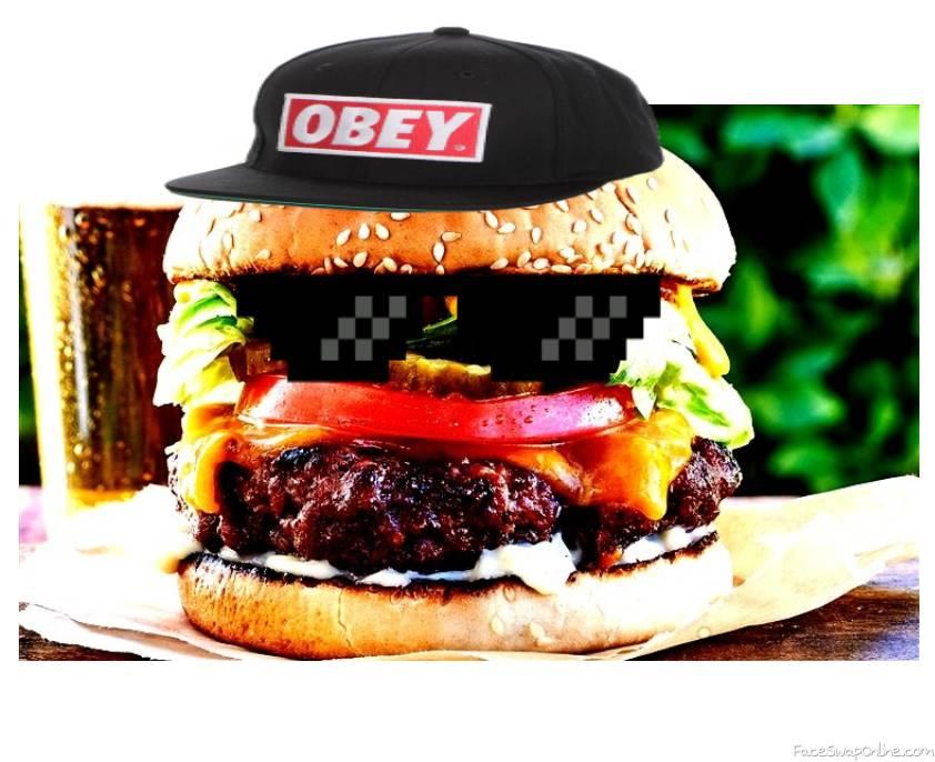 gangster burger