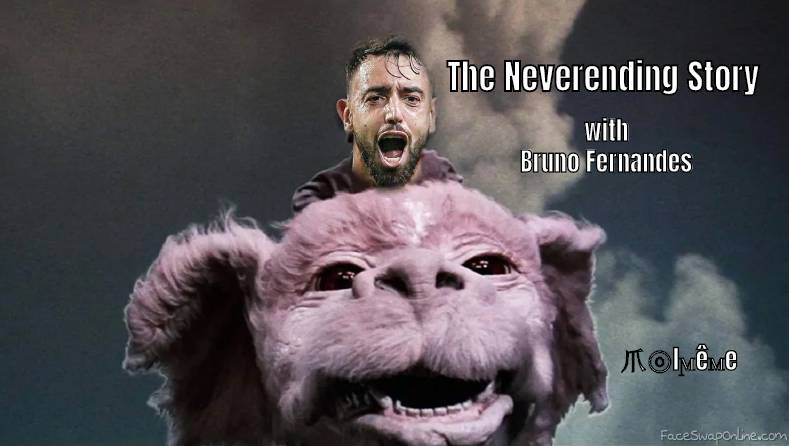 Bruno Fernandes, the neverending story