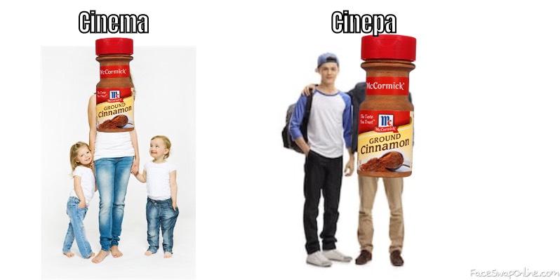 Cinema vs. Cinepa