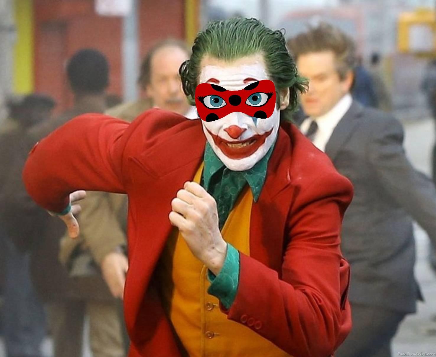 Miraculous Ladybug Joker